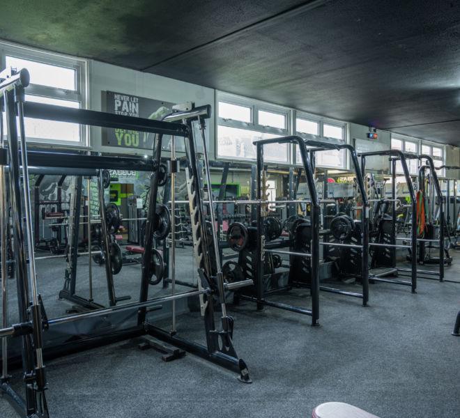 Landing Page Gym image