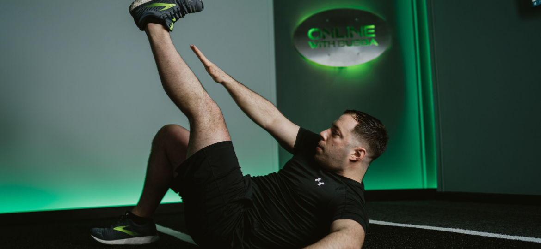 Online workout Bubba Stretch